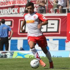 Patrik Dzalto wechselt zum SSV Jahn Regensburg