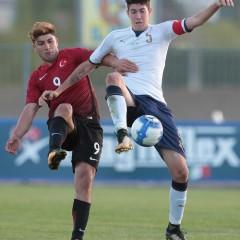 Güven Yalcin für die U19 Elite Runde einberufen