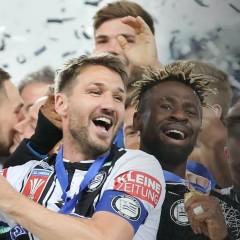 Sturm Graz ist ÖFB Cup Sieger 2018