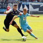 18 jähriger Erik Tallig debütiert in der 3. Liga